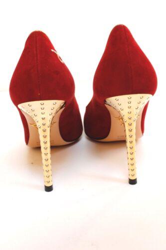 Cumpleaños Charlotte Cosmic Olympia Taurus 3 Heels 36 Red Cosmic Nuevo Uk agxOwqfw