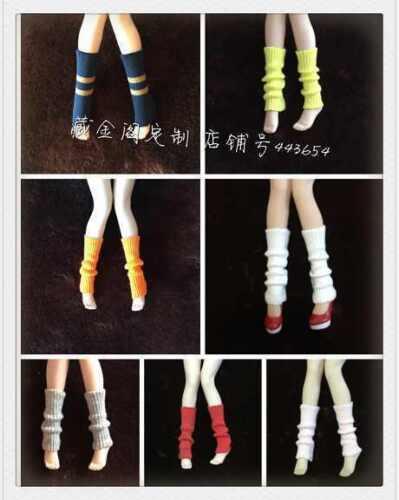 """Étudiant DE 1//6 haute-Wear Chaussettes de Sport Stocking fit 12/"""" PH TBL UD LD Female doll"""