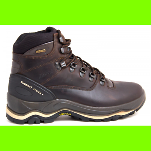 shoes trekking greyPORT 11205 - Leather brown-44
