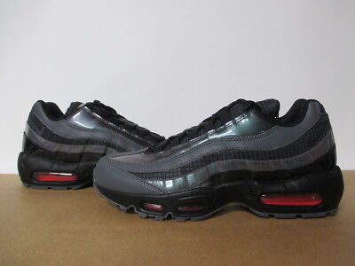 best online incredible prices authentic quality NIKE AIR MAX 95 LV8 BLACK EMBER GLOW DARK GREY SZ 9-13 | eBay