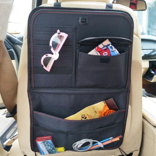 2x Auto Rücksitz Organizer Kinder Schmutzabweisender Rückenlehnen Schutz DE
