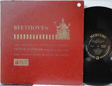 BEETHOVEN Piano Concerto No. 5 (EMPEROR) Victor Schioler; 1950 Mercury Classics