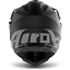 Helmet-Airoh-On-Off-Commander-Color-Black-Matt-Choice-SIZE-XS-XXL thumbnail 3