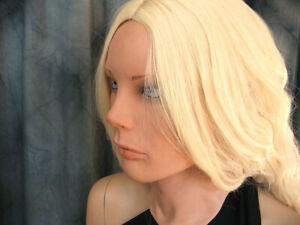 Latexmaske LOLITA ANGEL +AUGEN +PERÜCKE Crossdresser Frau Frauenmaske Puppe Siss