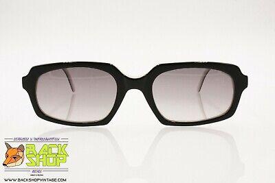 Romeo Gigli Rg79 Vintage Sunglasses Black & White, Bicolor Acetate, Nos 1990s Giada Bianca