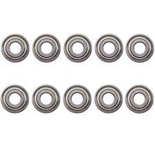 10pcs Mr104zz Miniature Bearings Ball Mini Bearing 4 X 10 X 4mm