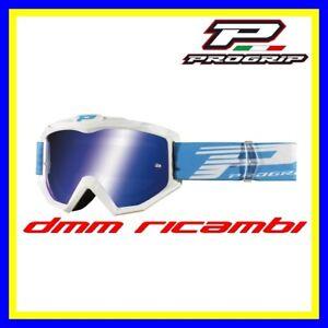 Occhiali-PROGRIP-3201FL-ATZAKI-Cross-Enduro-Motard-ATV-Quad-PitBike-Bici-MTB-DH