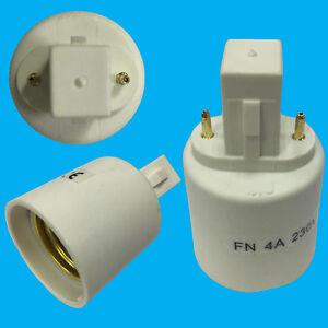 G23-a-E27-ES-Rosca-Edison-Bombilla-Lampara-Socket-Convertidor-Adaptador-Titular