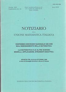 LA-MATEMATICA-E-LE-ALTRE-SCIENZE-MODELLI-APPLICAZIONI-STRUMENTI-DIDATTICI-1999