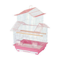 Kings Cages Es 1814 V Bird Cage Toy Toys Cockatiels Finches Canaries Lovebirds