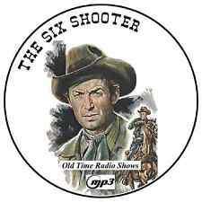 The Six Shooter - James Stewart - 42 Old Time Radio Shows Mp3 DVD  - All Shows