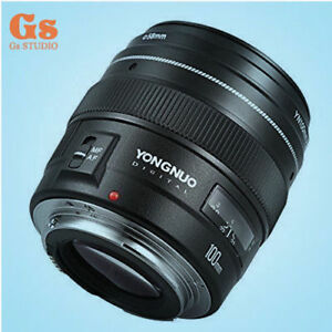 YONGNUO-YN100mm-F2-AF-MF-Large-Aperture-Auto-Focus-Lens-for-Canon-EOS-Cameras