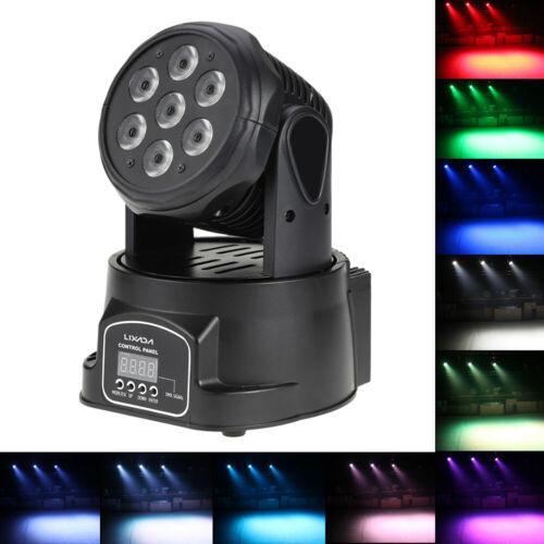 70W RGBW Moving Head Bühnenbeleuchtung Stage lighting Lichteffekte Magic C9U3