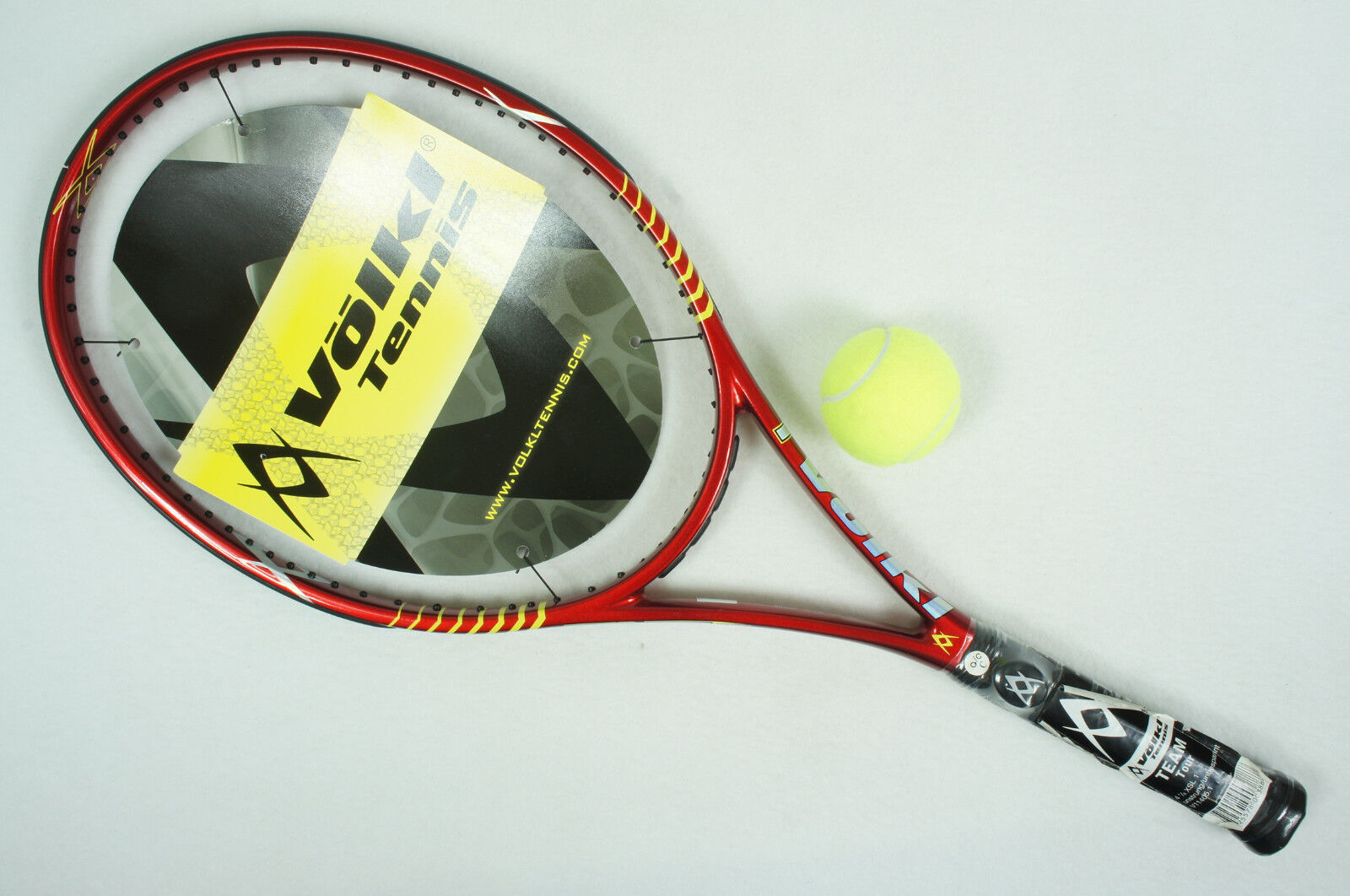 NOUVEAU  Volkl équipe Tour 4 1 8 Raquette de tennis ( 2112)