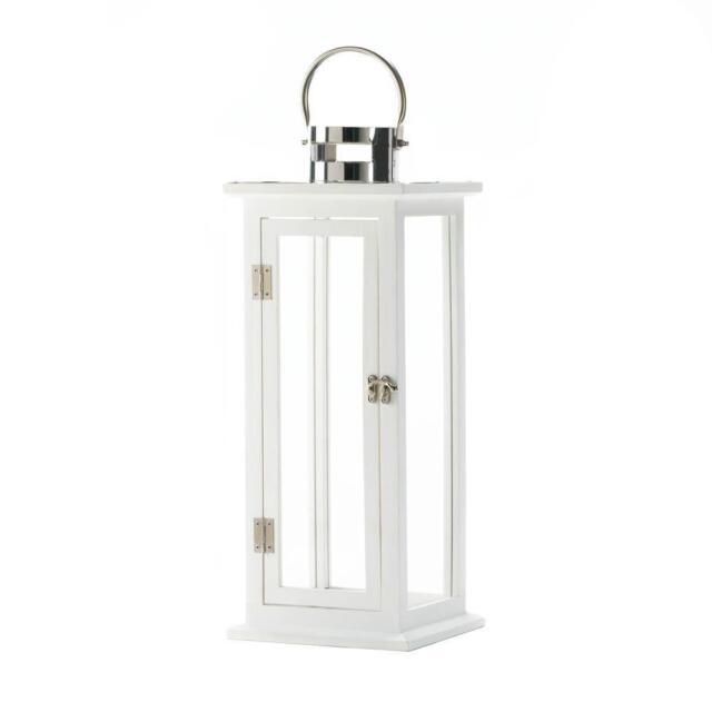 Lintera Highlander Lantern Color Blanco