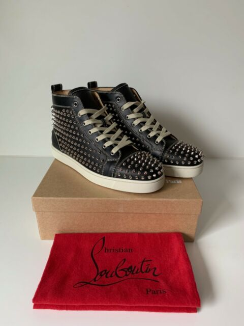 louboutin mens sneakers for sale Limit