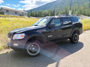 2007 ford explorer xlt 4.0 v6