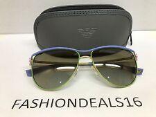 90caceff8d1 Emporio Armani Authentic Women s Pink Green Lilac EA2022 3067 8E Sunglasses