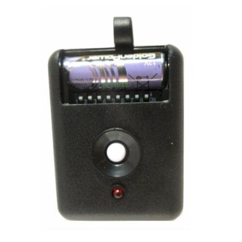 Linear Delta-3 LB-B Moor-O-Matic Gate Garage Door Opener Remote DNT00026 Ladybug