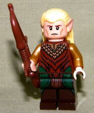 Lego LEGOLAS GREENLEAF Mini-Figure Loose From Set 79001 Mirkwood The Hobbit