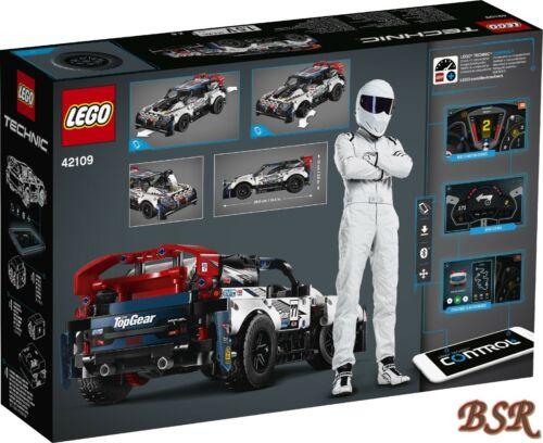 42109 Top-Gear Ralleyauto mit App-Steuerung 0.-€ Versand NEU OVP LEGO® Technik