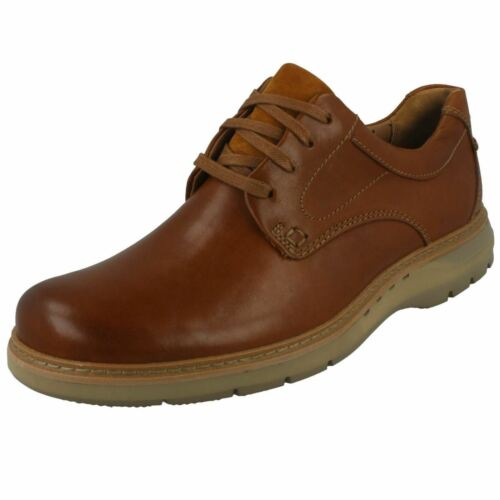 Tan Lo Ramble Un para hombre Calzado casual marrón Dark Clarks qv1wB8