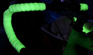 Velo-Glow-in-the-Dark-Road-Bike-Cork-Handlebar-Tape-Bicycle-Bar-Wrap-Ribbon