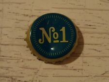 BEER Bottle Crown Cap ~*~ DESCHUTES ? Brewery No 1 ~*~ Additional Caps $0.25 S&H