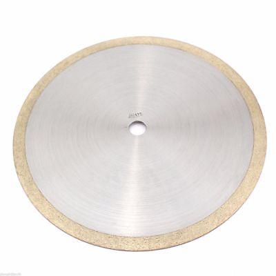 """5"""" x .020/"""" Supreme Sintered Continuous Rim Diamond Lapidary Blade 1//2/"""" Arbor"""