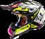 thumbnail 2 - LS2 MX470 SUBVERTER TRIPLEX BLACK YELLOW PINK OFF ROAD MX MOTORCYCLE QUAD HELMET