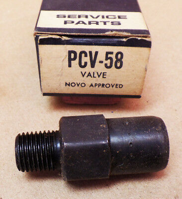 PCV Valve BWD PCV305 For Ford Tempo Mercury Topaz 86-91 Isuzu Impulse 89