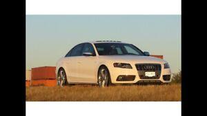 2011 Audi S4. 89300kms
