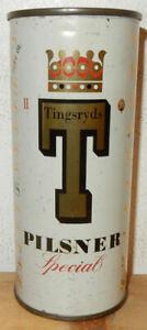 TINGSRYDS-T-PILSNER-Flat-Top-Beer-can-from-SWEDEN-45cl