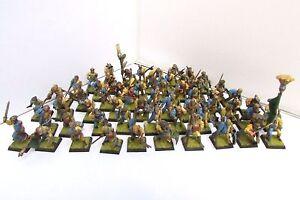 Oop Citadel / Warhammer Chaos Army de zombies en plastique morts-vivants