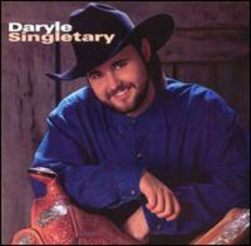 Daryle Singletary - Daryle Singletary [New CD] Manufactured On Demand