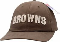 Cleveland Browns Hat Buckle Back Provider Team Name 11981