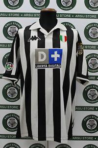 Maglia-calcio-JUVENTUS-DEL-PIERO-MATCH-WORN-98-99-shirt-trikot-maillot-camiseta