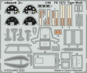 Eduard-1-48-de-Havilland-Tiger-Moth-Zoom-Set-FE1073