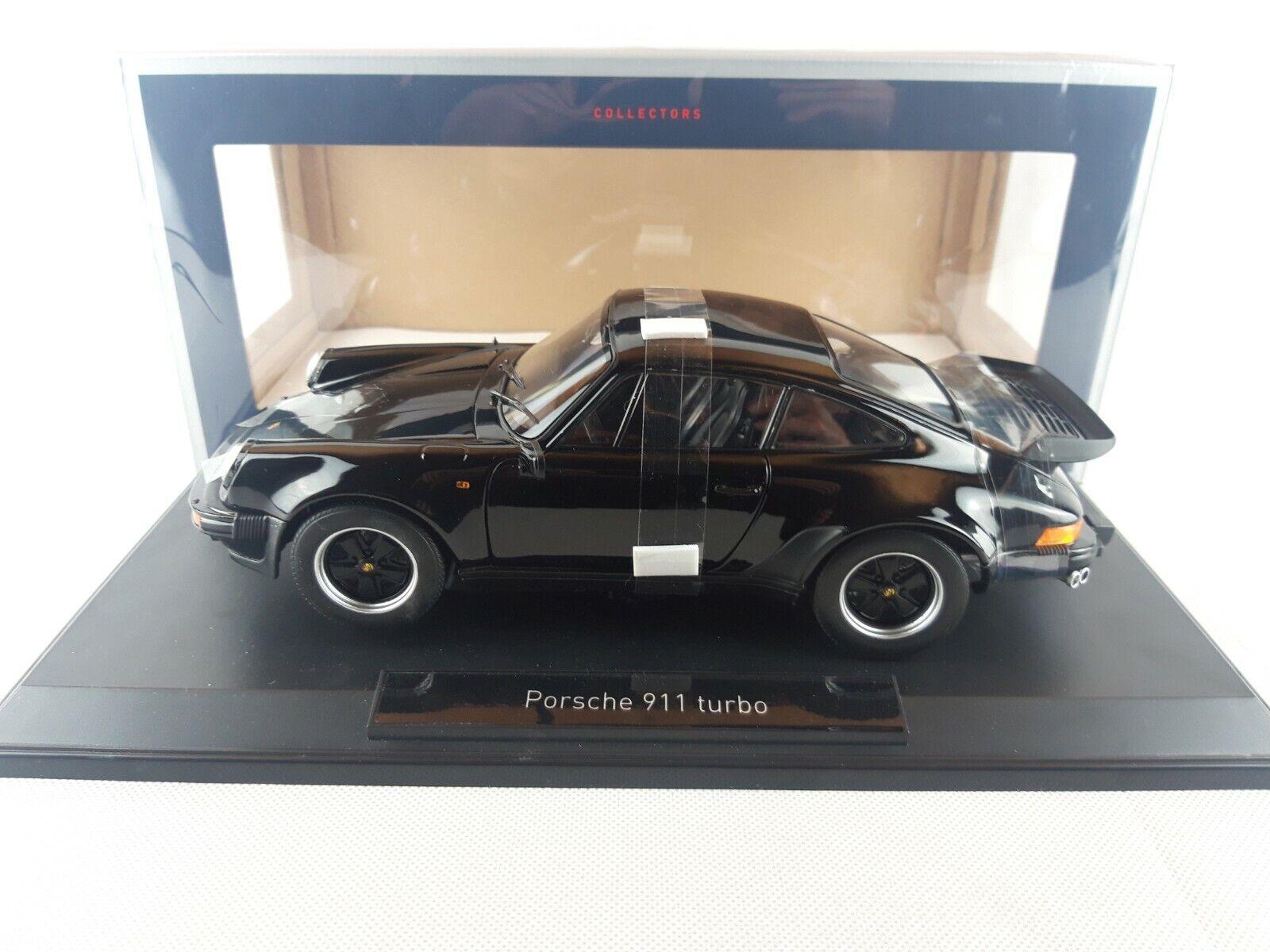 Porsche 911 (930) Turbo 3.3 • 1977 • Norev • 1 18