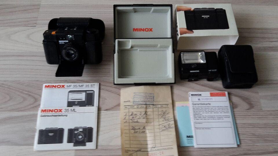 Minox, 35 ML, Perfekt