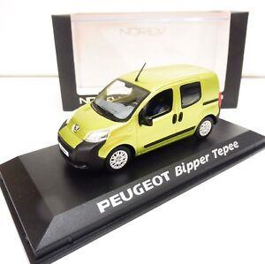Peugeot-Bipper-Tepee-2008-1-43-Norev-Caja-Original-Producto-Nuevo