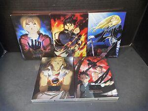Fullmetal Alchemist: Brotherhood - Complete Series Parts 1 ...