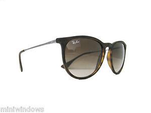 9b2befaef7ca8 new authentic RAY BAN Sunglasses RB4171 865 13 Havana   Brown ...