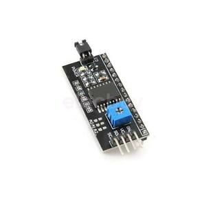 5pcs New IIC I2C TWI SPI Serial Interface Board Module Port For 1602 LCD Display