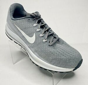 Nike-Air-Zoom-Vomero-13-Womens-Size-US-11-Wolf-Gray-Running-Shoes