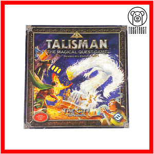 The-City-Expansion-for-Talisman-The-Magical-Quest-Revised-4th-Edition