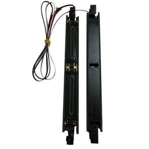 1X-1-Paire-8-Ohms10W-Bricolage-LCD-TV-Haut-Parleur-Gamme-CompleTe-Machine-d-R8F1