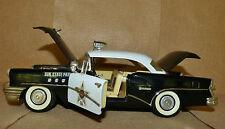 1955 Buick Century Sun State Patrol Car Made in Spain - Doors, Trunk & Hood Open
