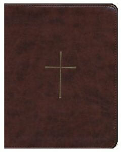 ESV-Single-Column-Journaling-Bible-TruTone-Brown-Cross-Design
