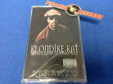 Klondike Kat Biography of Made Man Cassette Tape SEALED Beatbox Piranha Records
